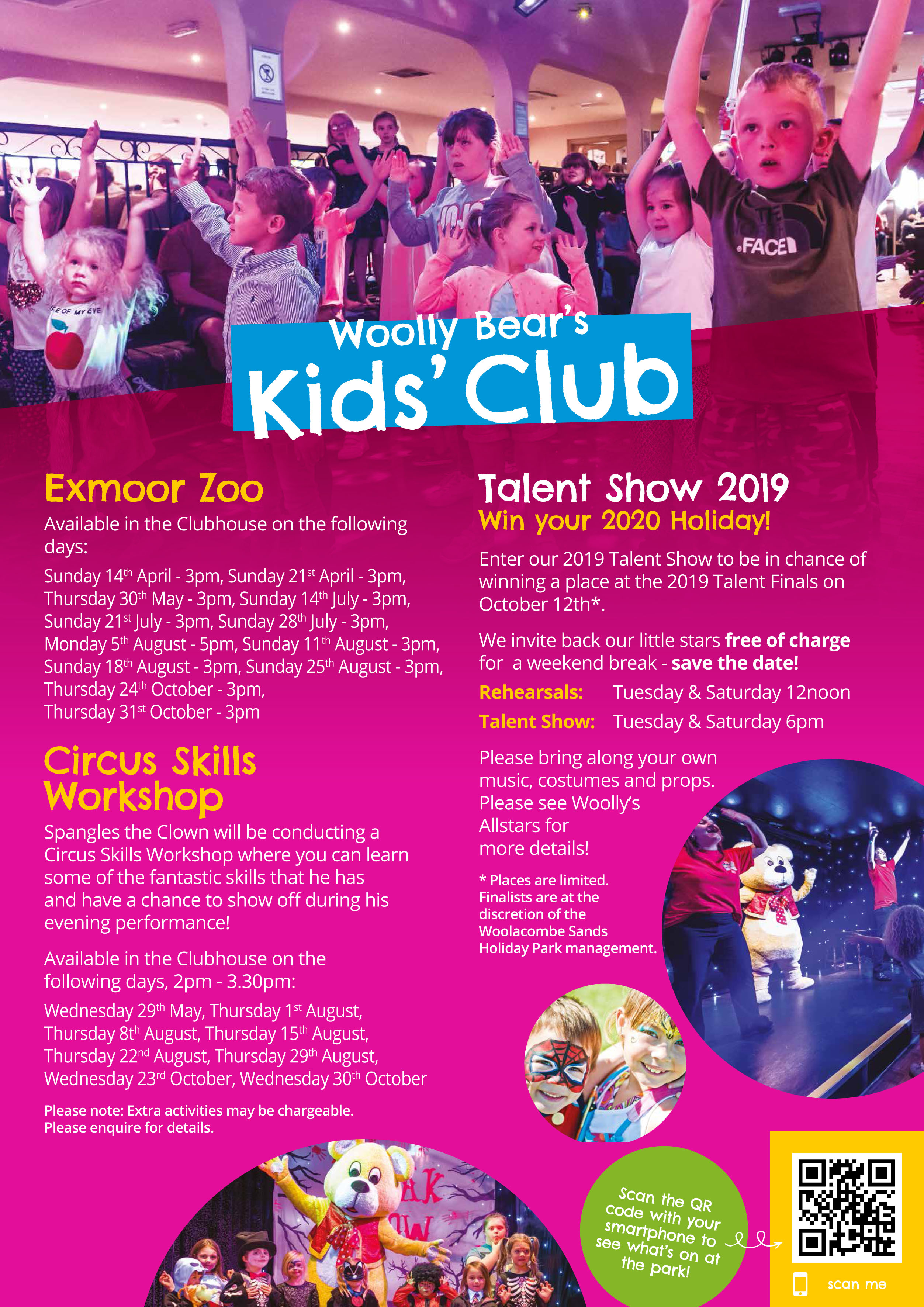 Woolly's Kids Clubs