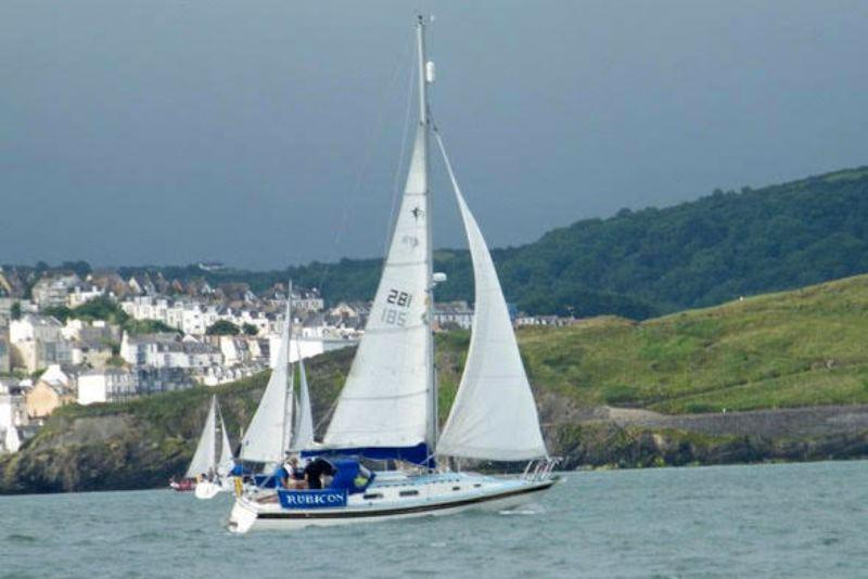 Lundy Yacht Race