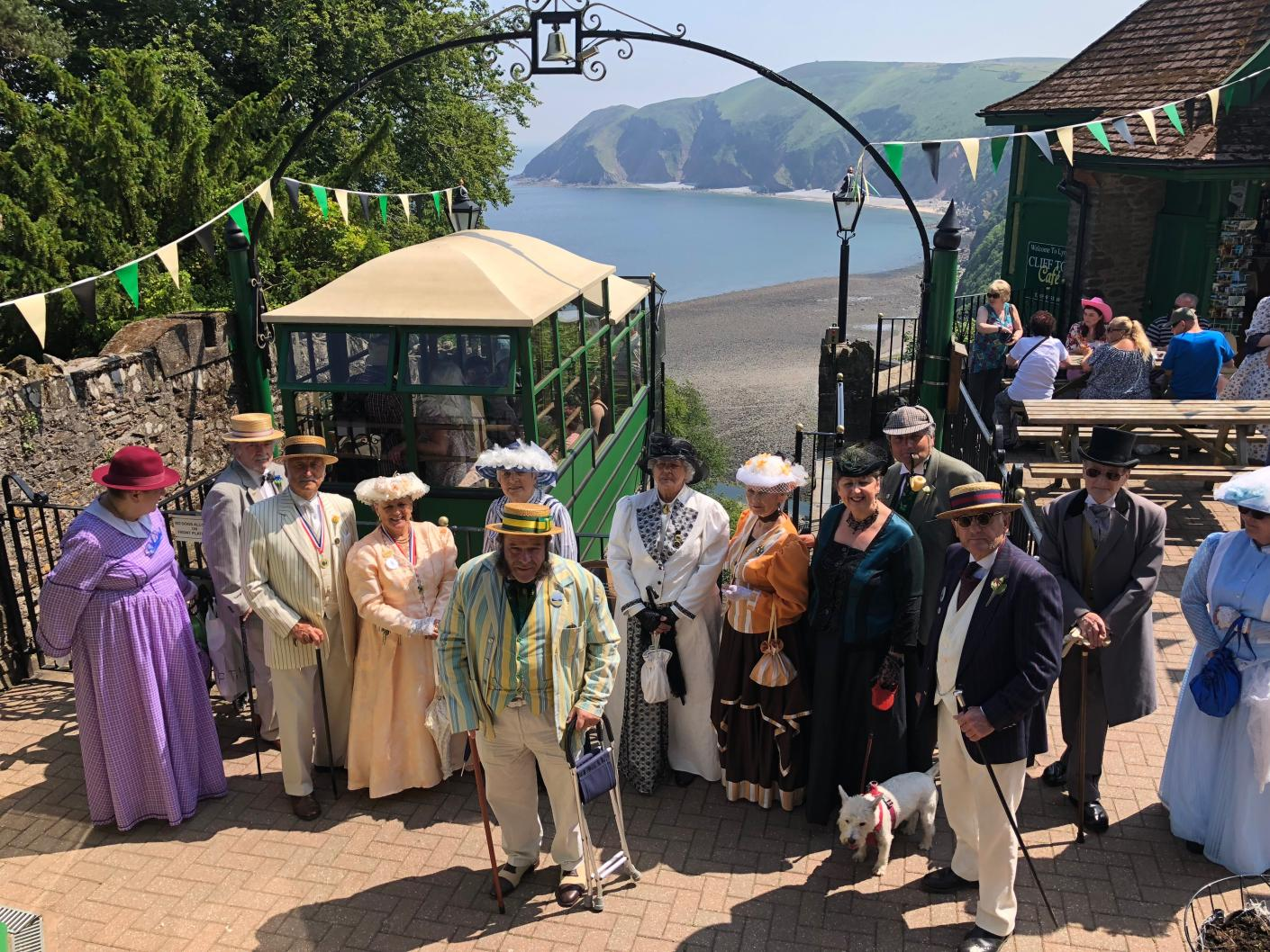 Cliff Railway Day Victorian & Steampunk Family Festival