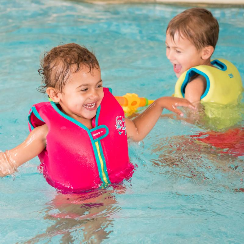 Kids Indoor Swimming Pool Woolacombe Sands Holiday Park Devon