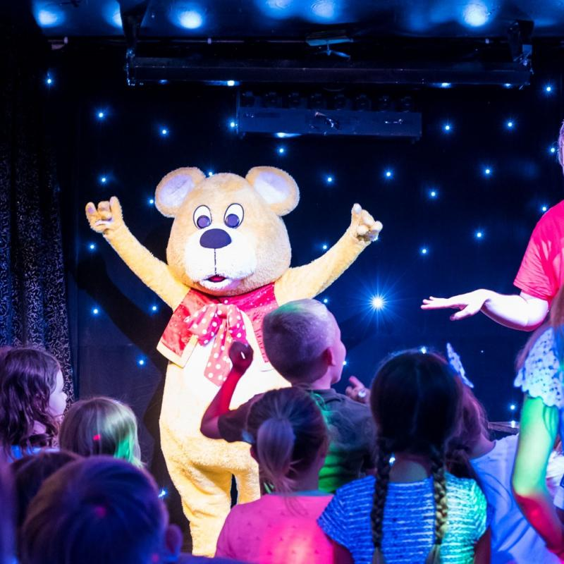 Woolly Bear Entertainment Show