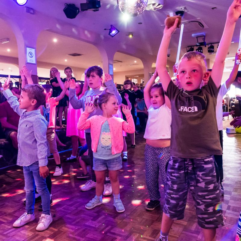 Kids Entertainment at Woolacombe Sands Holiday Park