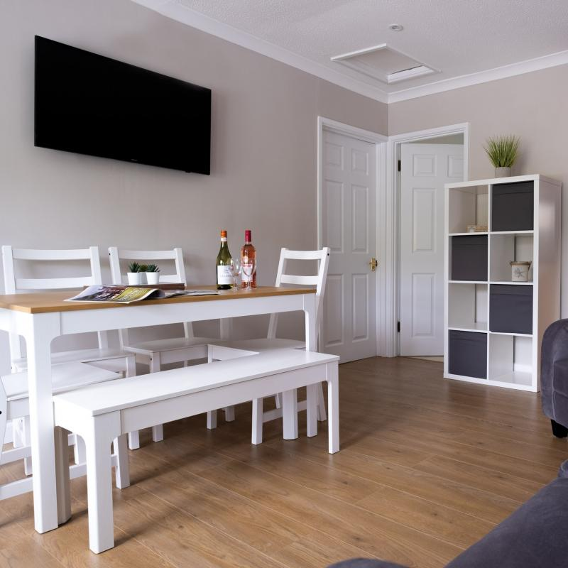 Luxury Chalets at Woolacombe Sands Holiday Park Devon