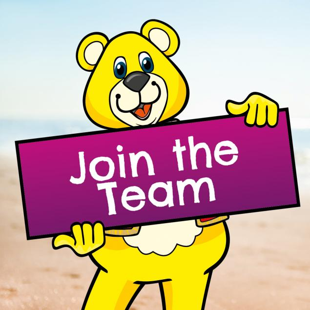 Woolly bear Jobs board join the team at woolacombe sands devon