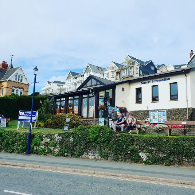 Woolacombe Tourist Information Centre