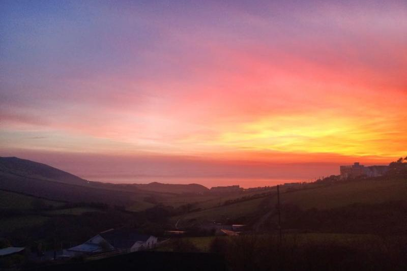 Woolacombe Sunset View