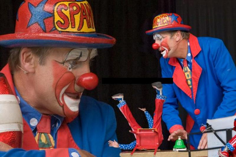 Spangles the Clown