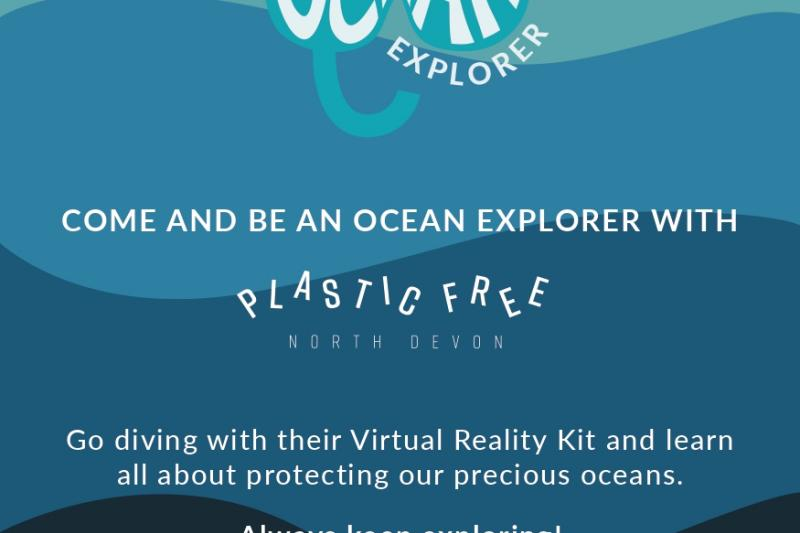 Ocean Explorer - Come and visit our ocean!