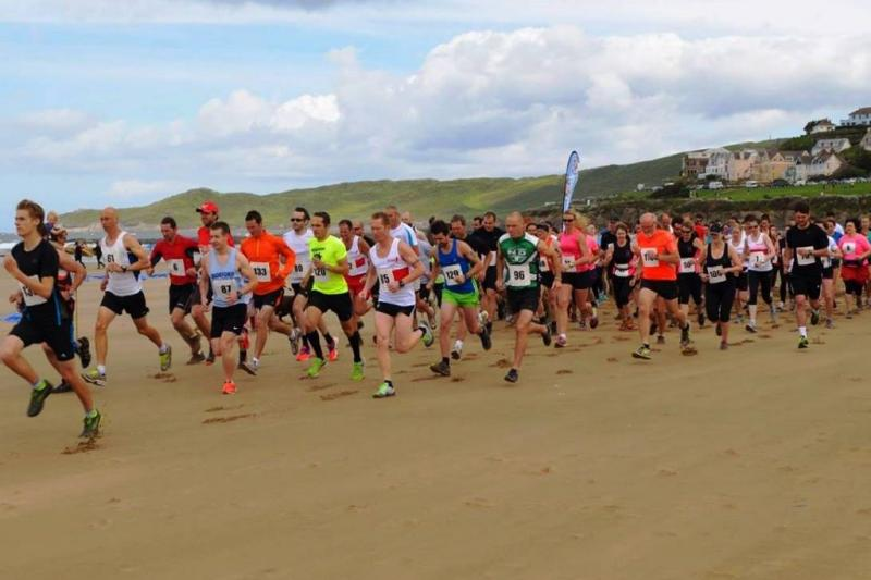 Woolacombe 10k Beach Run