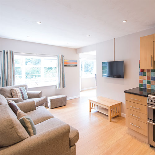 Waney Edge Self Catering Chalets Woolacombe Devon
