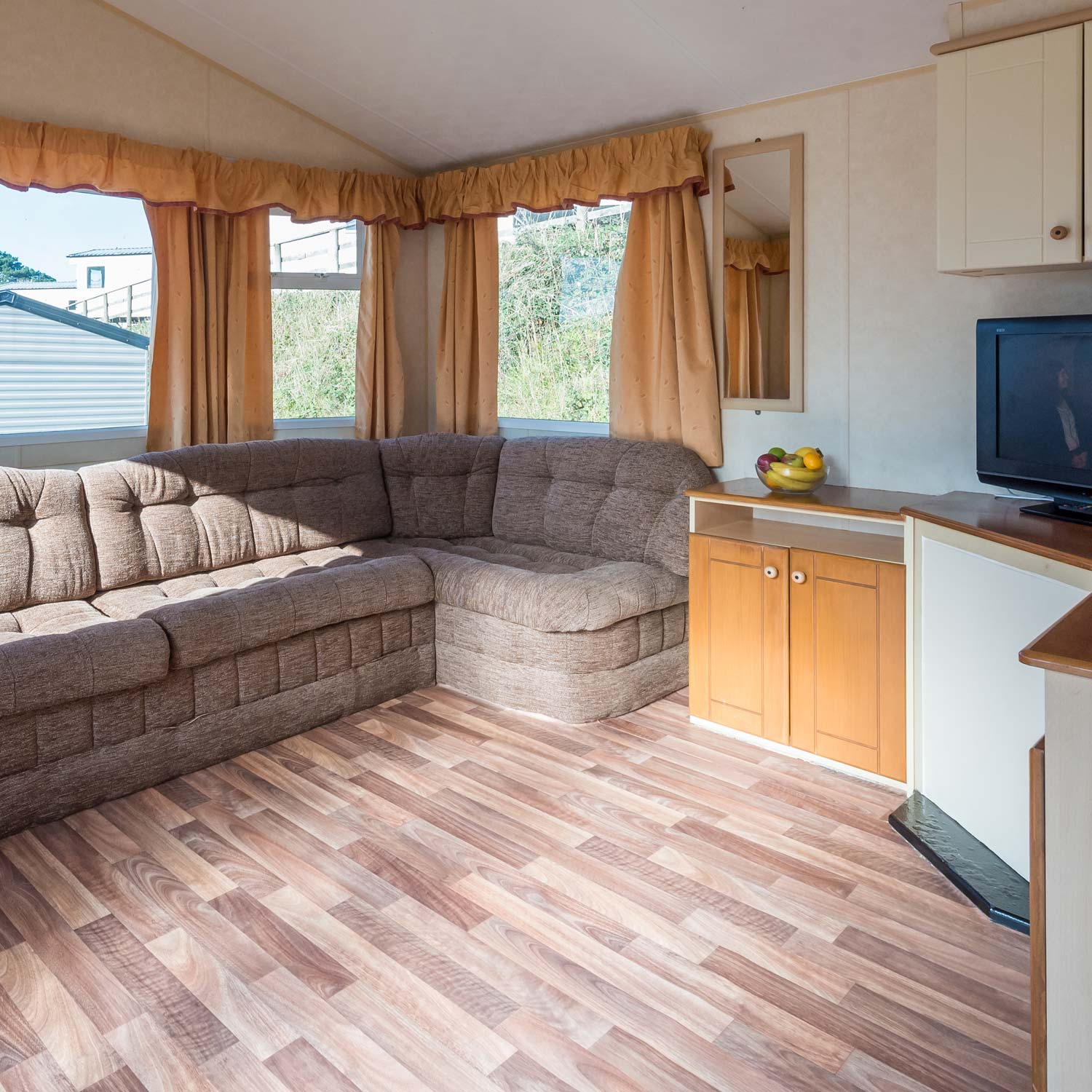 Horizon Accessible Wheelchair friendly caravan holidays Woolacombe Devon UK